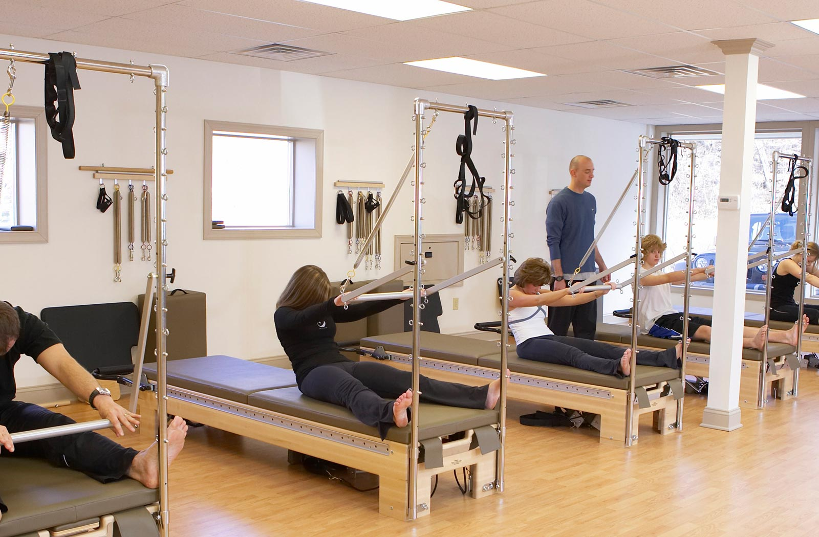 Core Classes Phi Pilates