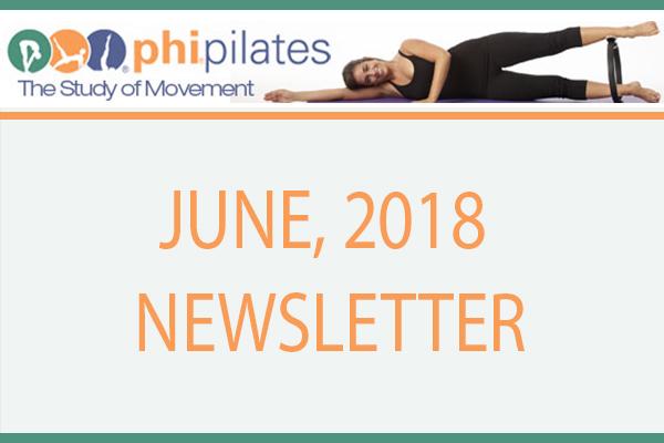 June 2018 Newsletter